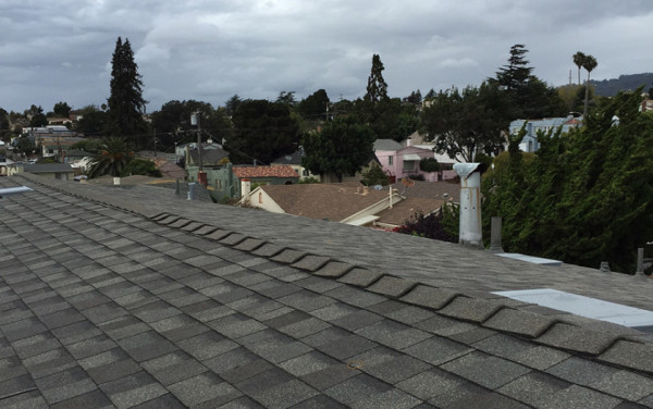 Maxwell Park Re-Roof