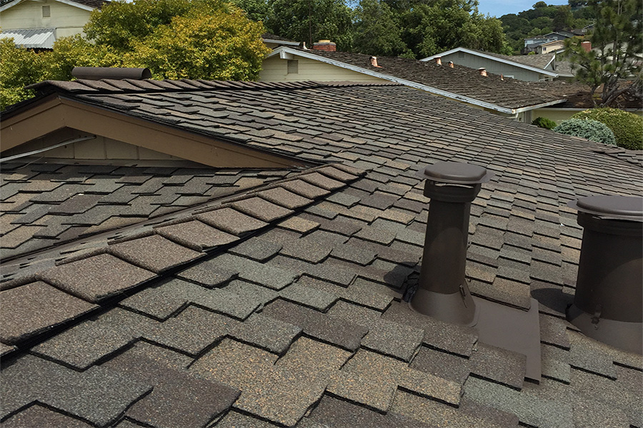 Composition Shingle Re-Roof