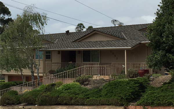 Oakes – Hayward Composition Shingle Re-Roof