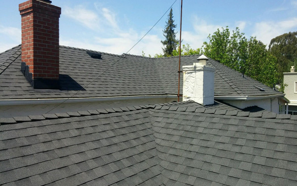 Estudillo Estates–San Leandro Composition Shingle Re-roof