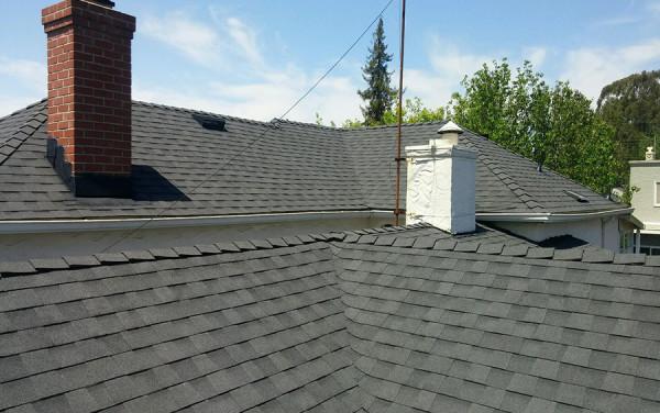 Estudillo Estates–San Leandro Composition Shingle Re-roof