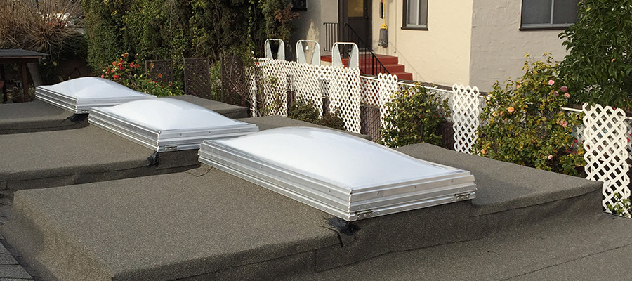 Vincent Roofing Co Inc Hayward Flat Re Roof With