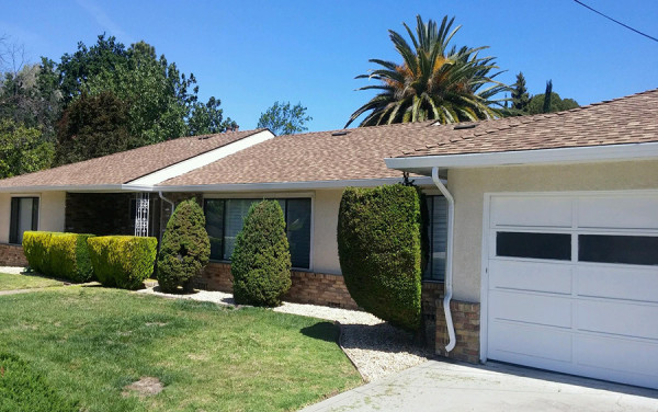 Hayward Composition Shingle Re-Roof