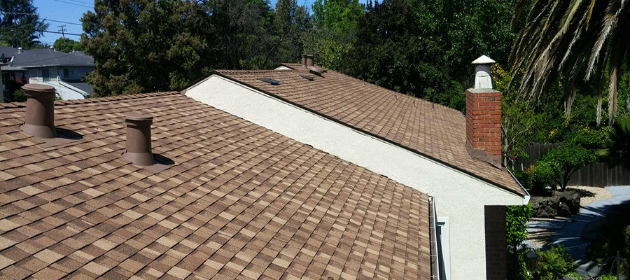 Vincent Roofing Co Inc Hayward Composition Shingle Re Roof