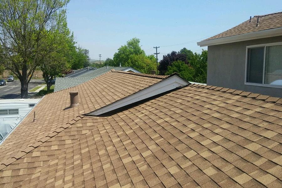 Vincent Roofing Co., Inc. Dublin Composition Shingle Re-Roof