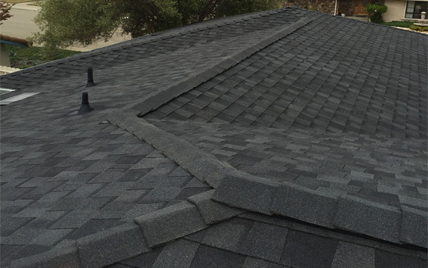 Hayward Hills Composition Shingle Re-Roof