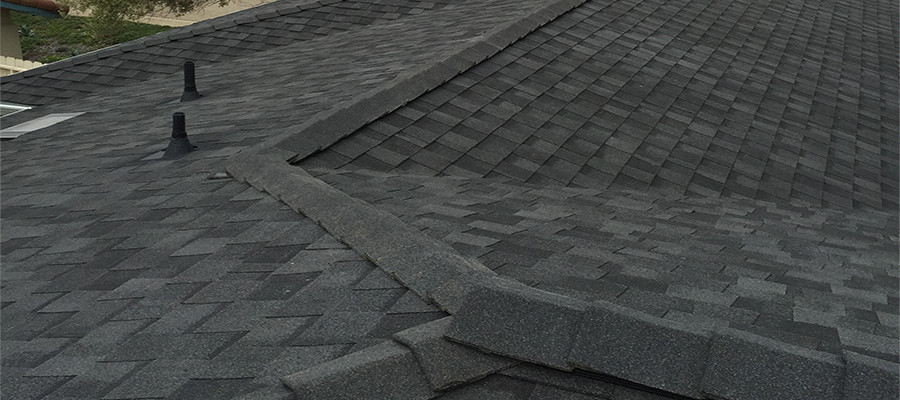 Vincent Roofing Co Inc Hayward Hills Composition