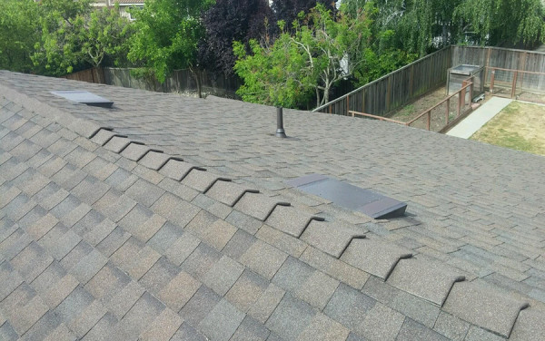 Columbia Neighborhood – Castro Valley Composition Shingle Re-Roof