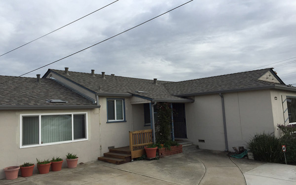 San Leandro Composition Re-Roof